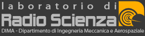 Laboratorio di Radio Scienza - &quote;Sapienza&quote; Università di Roma